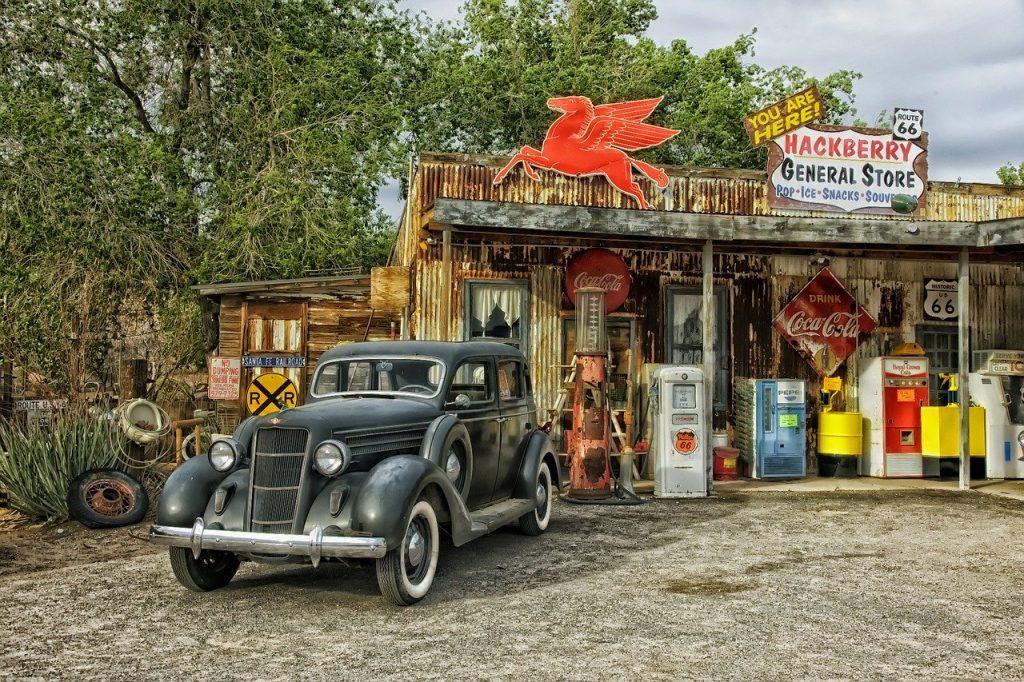 Arizona general store Route 66