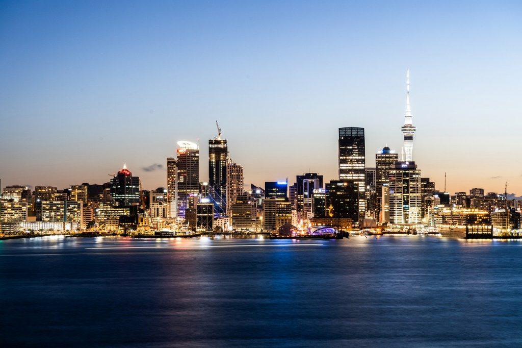 Auckland by Campervan