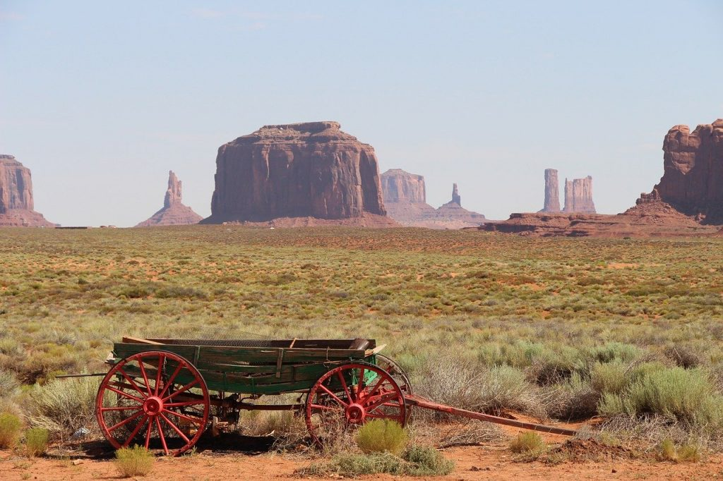 Monument valley route 66 rv rental one way