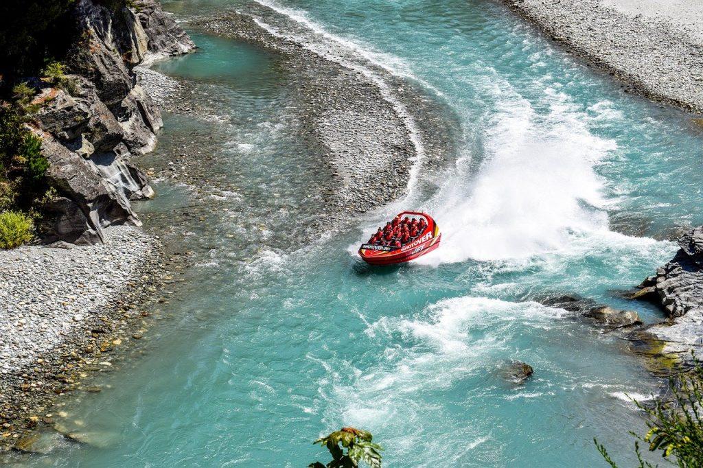 Queenstown New Zealand by Campervan hire