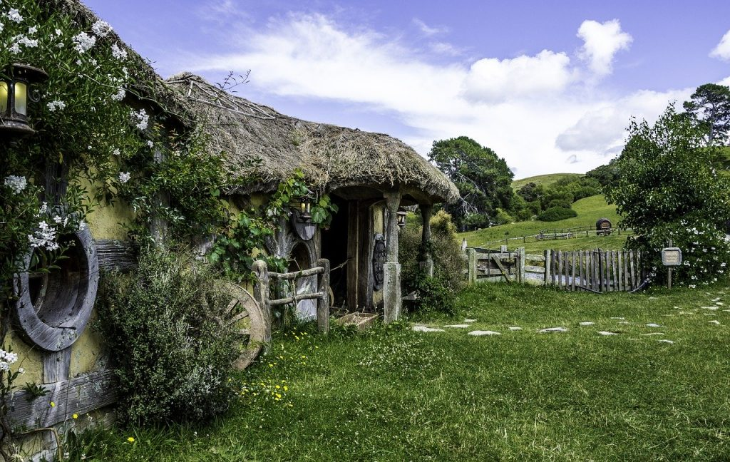 Matamata Hobbiton Village