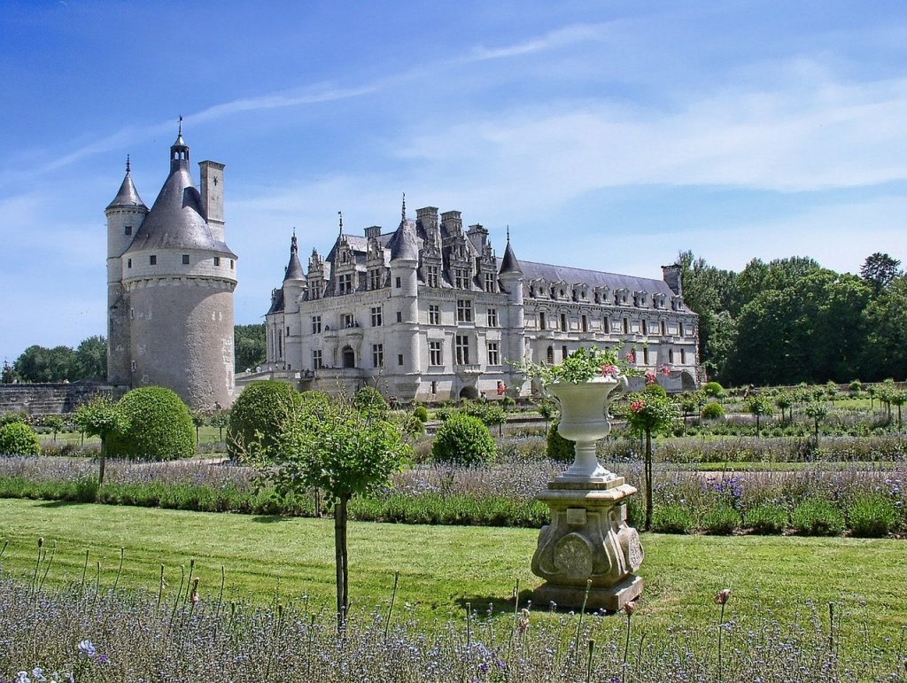 Loire Valley by Campervan